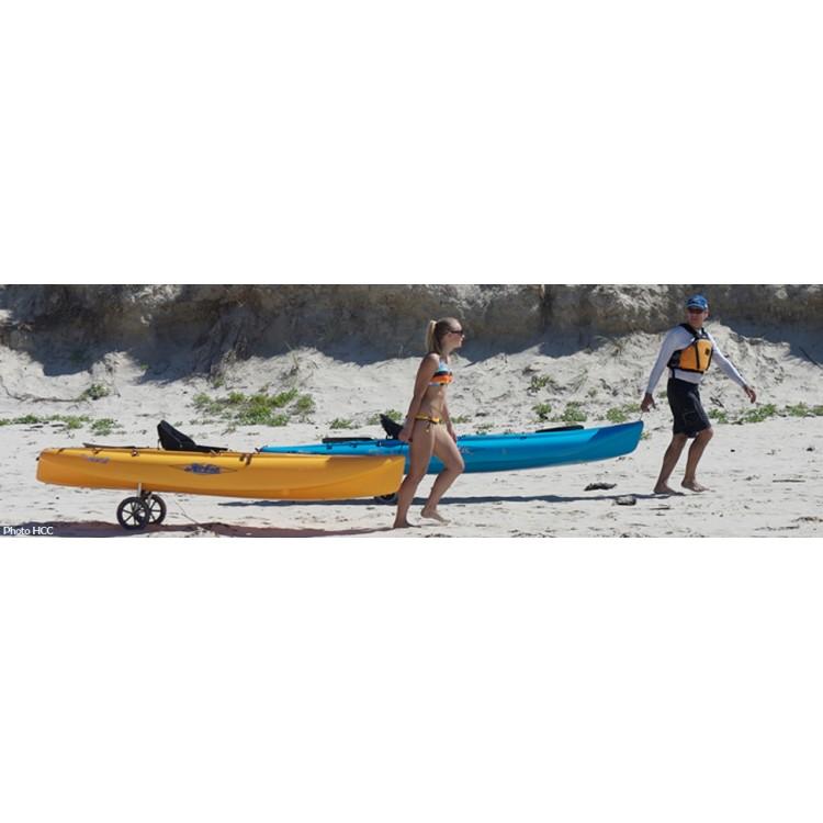 Количка за кану и  каяк C-TUG