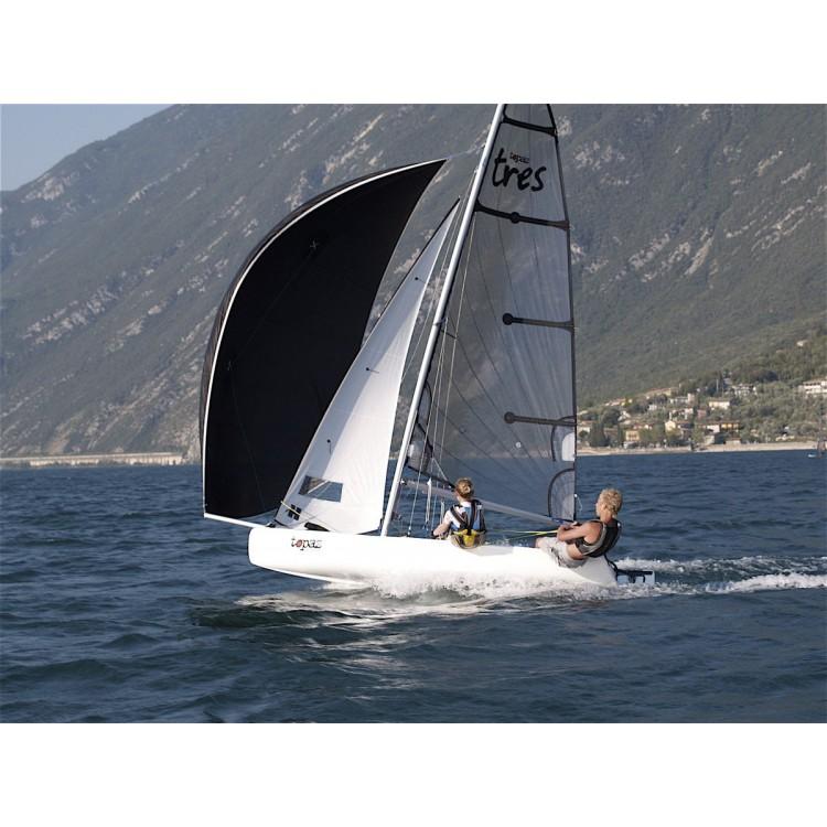 Ветроходна лодка Topaz