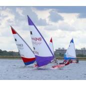 Ветроходна лодка Topper Club