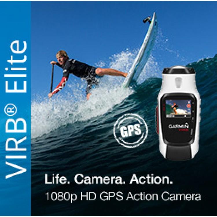 Камера Garmin VIRB Elite