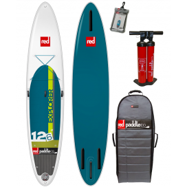 SUP RedPaddle 12'6'' Explorer